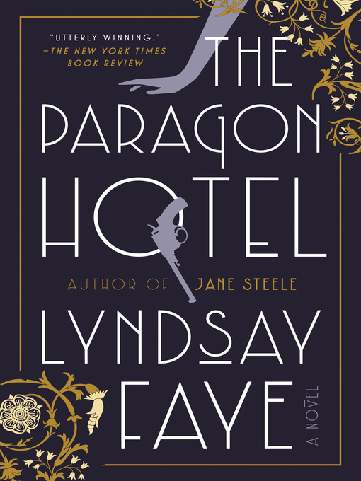 Title details for The Paragon Hotel by Lyndsay Faye - Available